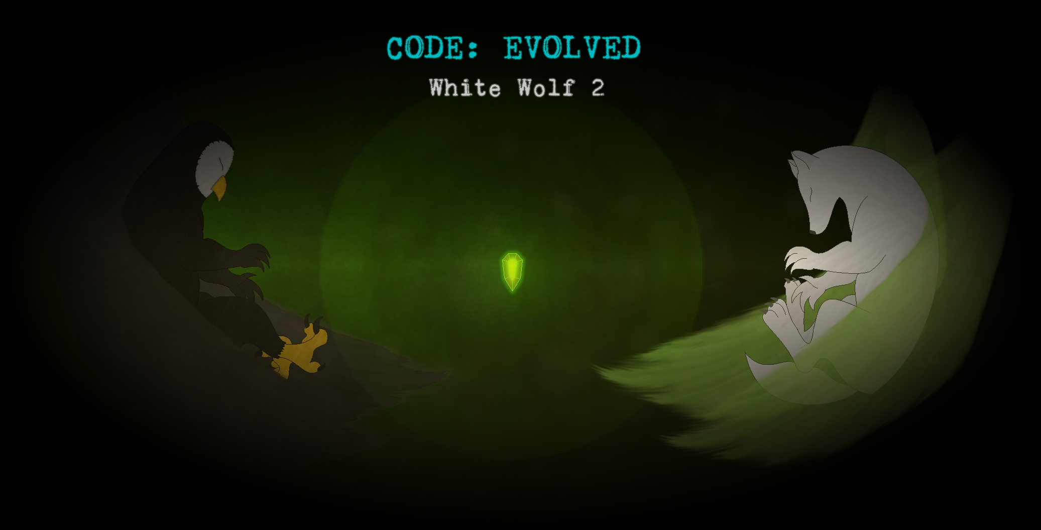 Code: Evolved - White Wolf 2