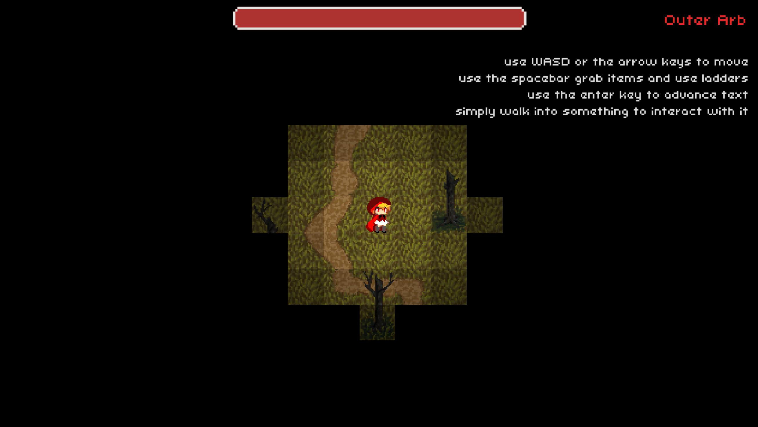 arrow key games