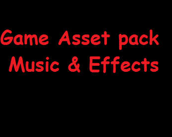 Game asset sound pack, music and effects  by Hendracle Interactive
