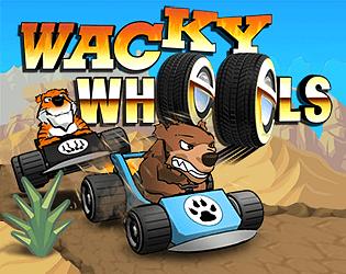 Wacky Wheels HD [Free] [Racing] [Windows] [macOS]