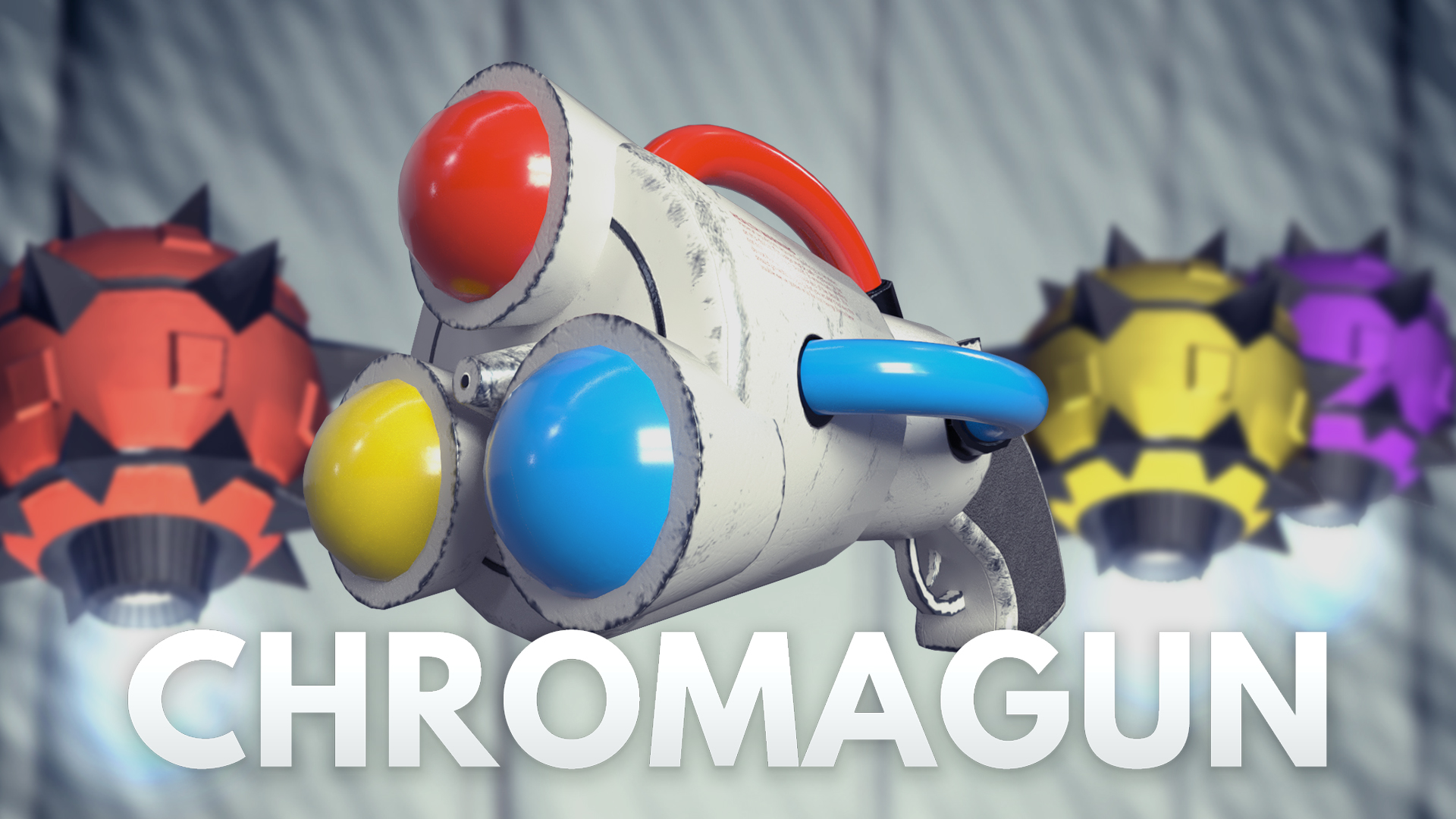 Chroma Gun