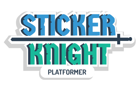 Sticker Knight Platformer