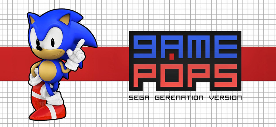 GamePops 2: Sega Generation Version