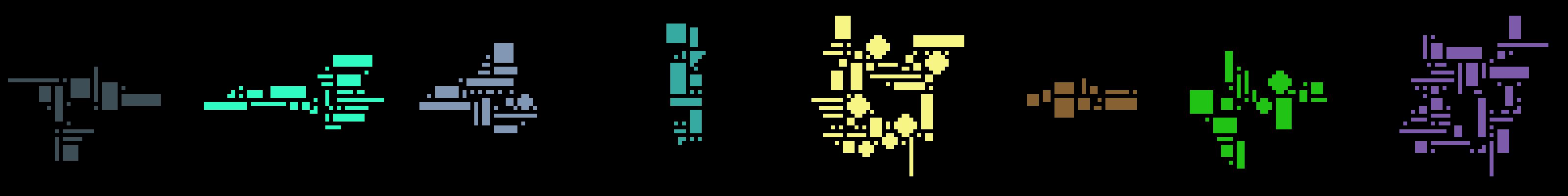 Pixel Ship Generator