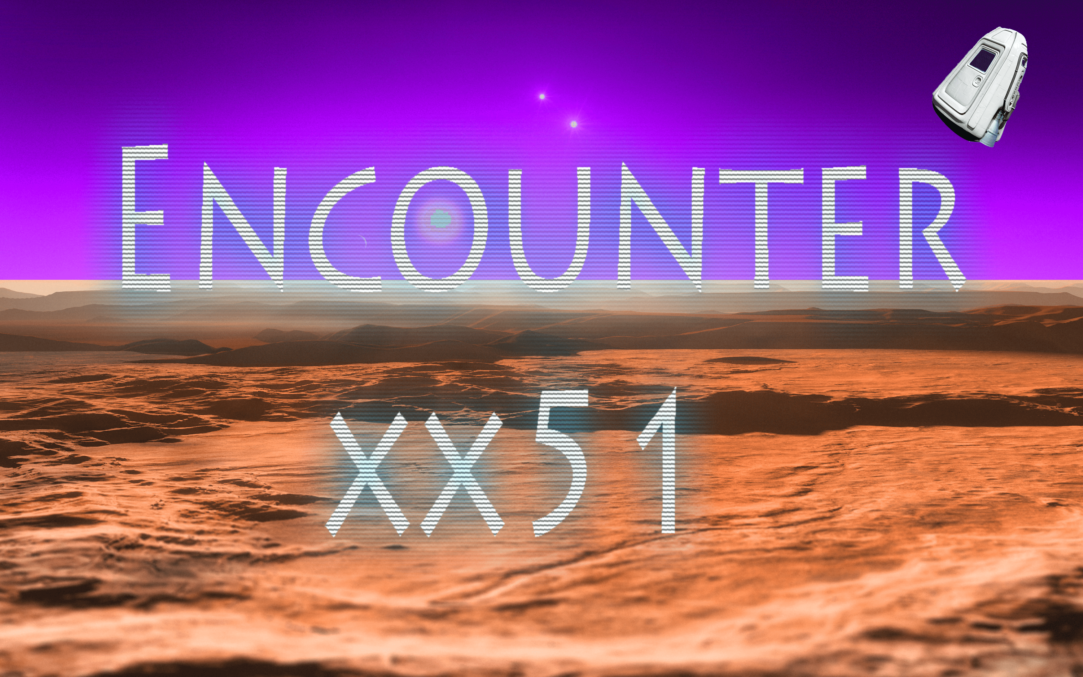 Space Encounter XX51