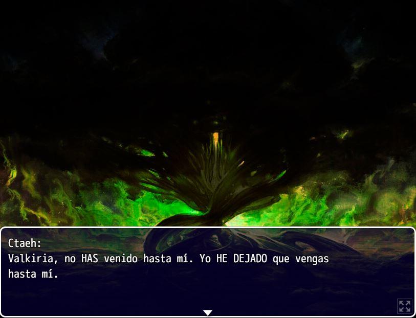 Mi videojuego basado en la saga (mobile update) RNdVoo