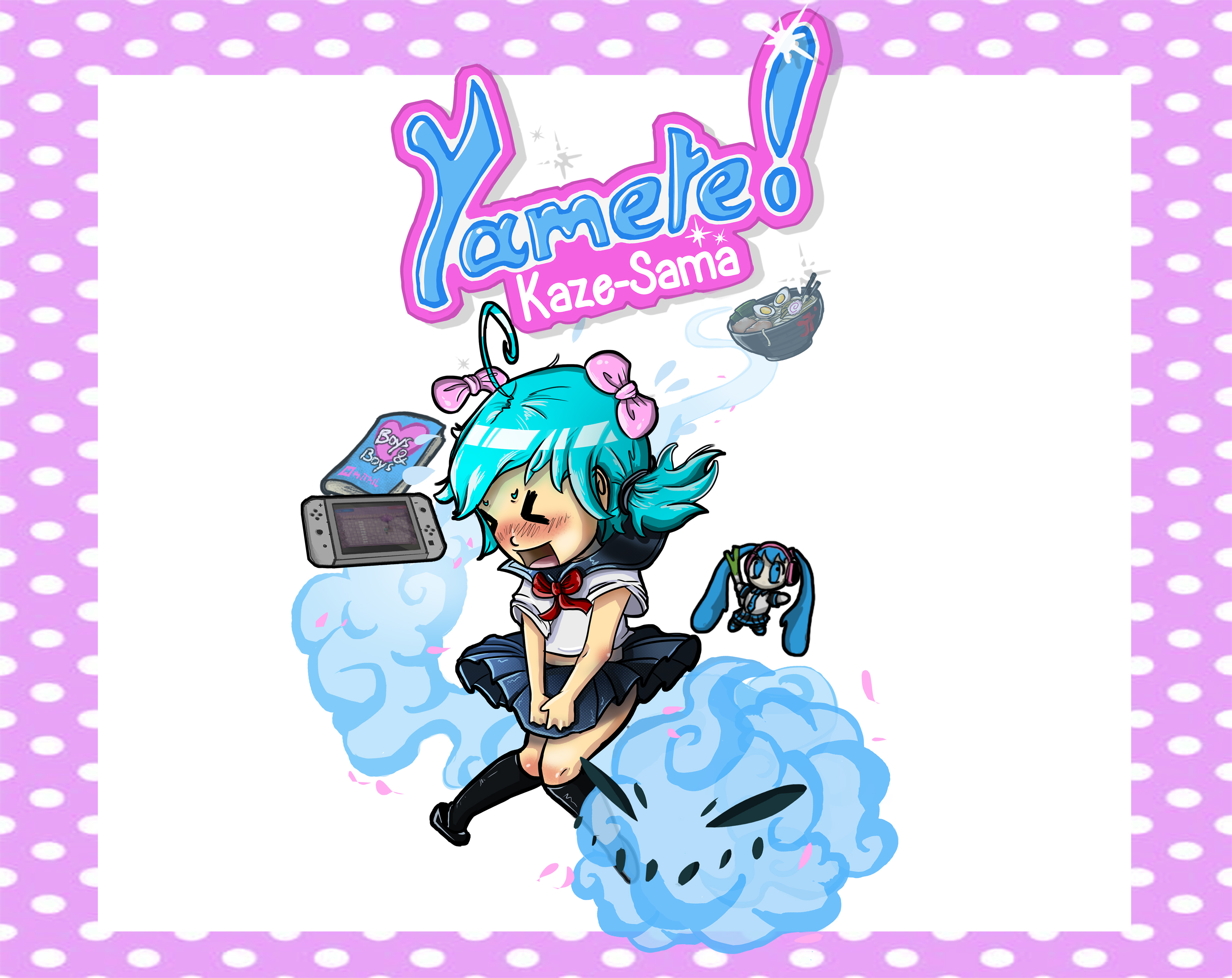 Yamete, Kaze-sama !