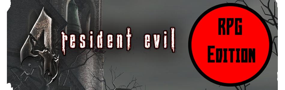 Resident Evil 4: RPG Edition