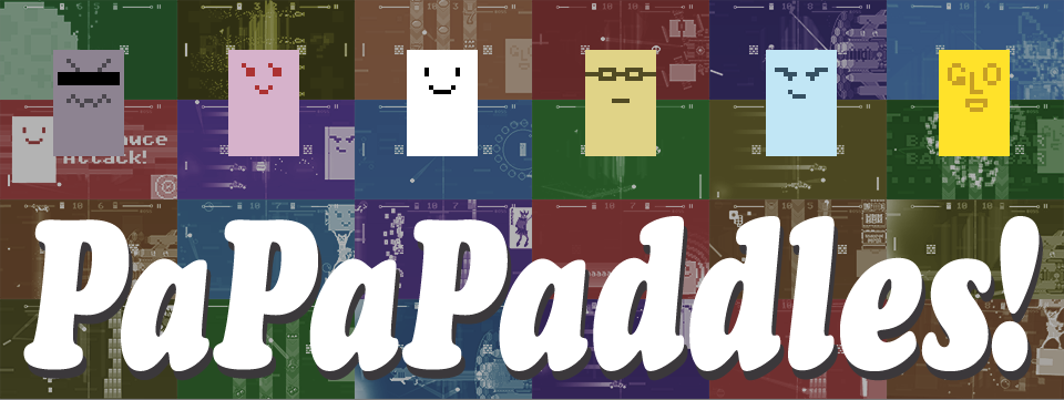 PaPaPaddles!