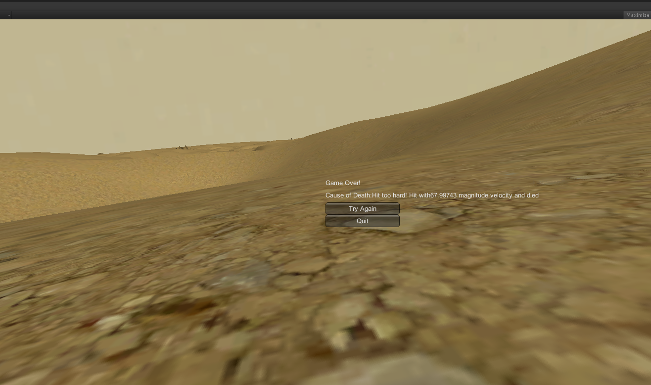 mars landing simulation - photo #11
