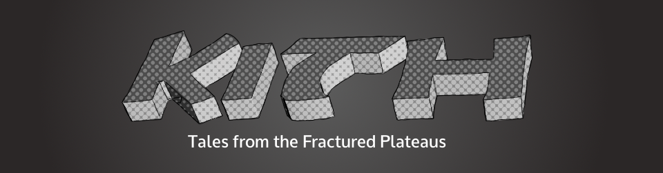Kith - Tales from the Fractured Plateaus - Issue 1