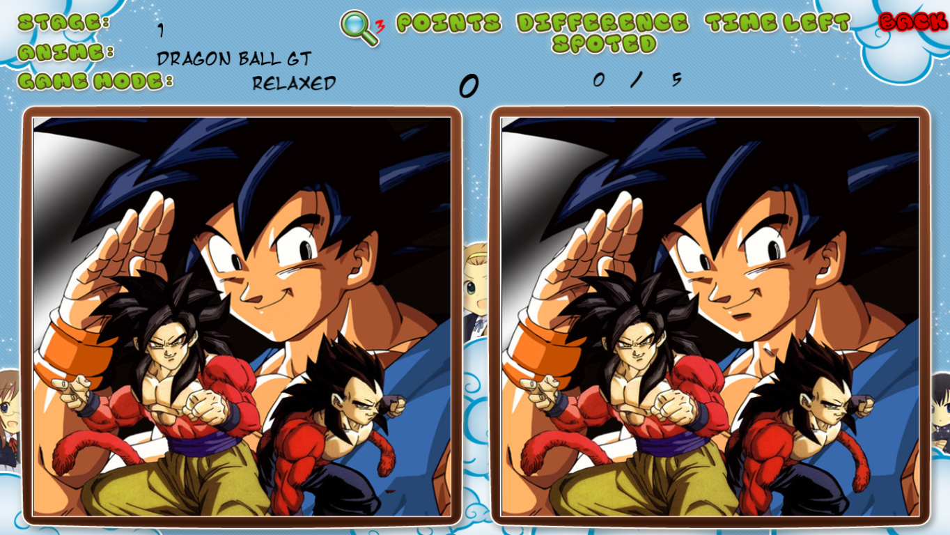 Anime spot the difference by white rabbit games anime spot the difference altavistaventures Choice Image