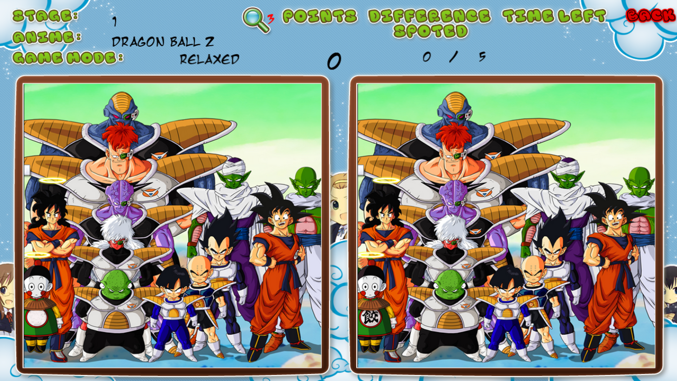 Anime spot the difference by white rabbit games altavistaventures Choice Image