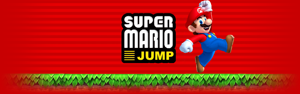Super Mario Jump     Version 0.3