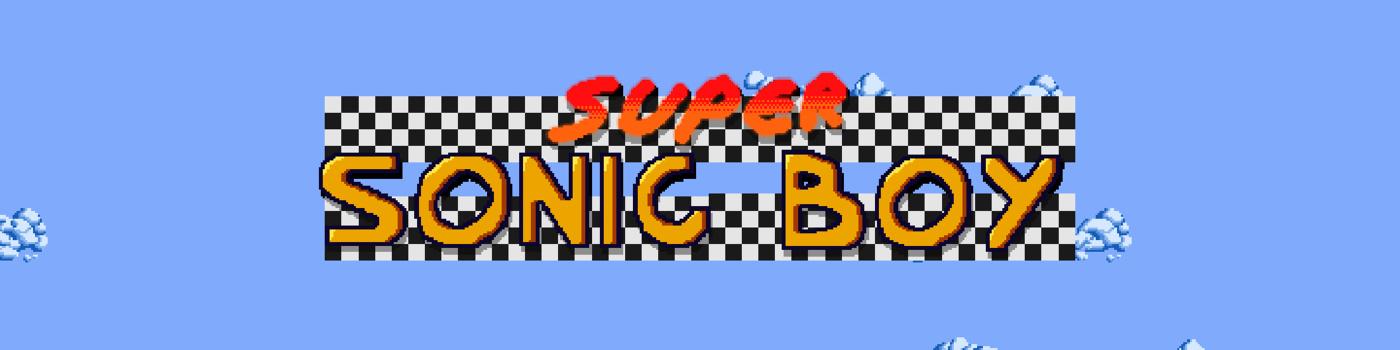 Super Sonic Boy - S.P.E.E.D.
