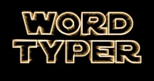 Word Typer