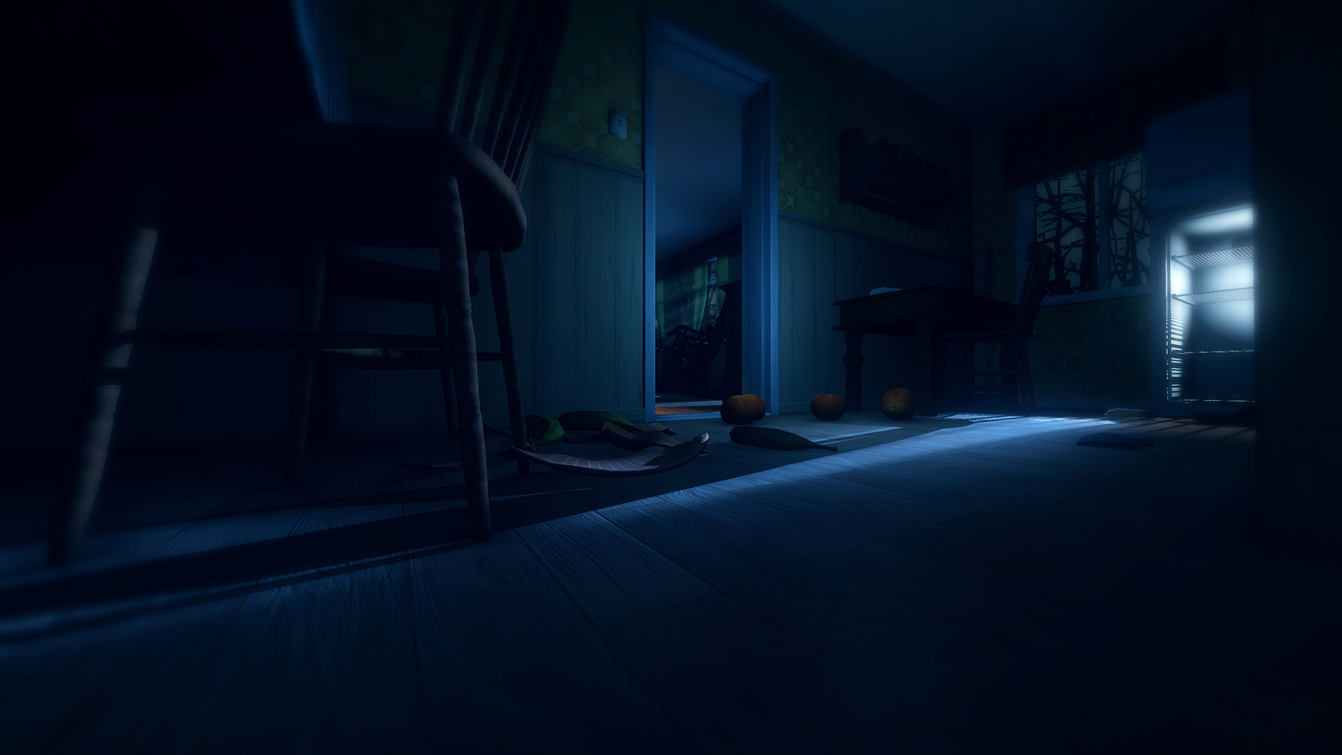 Among The Sleep By Krillbitestudio