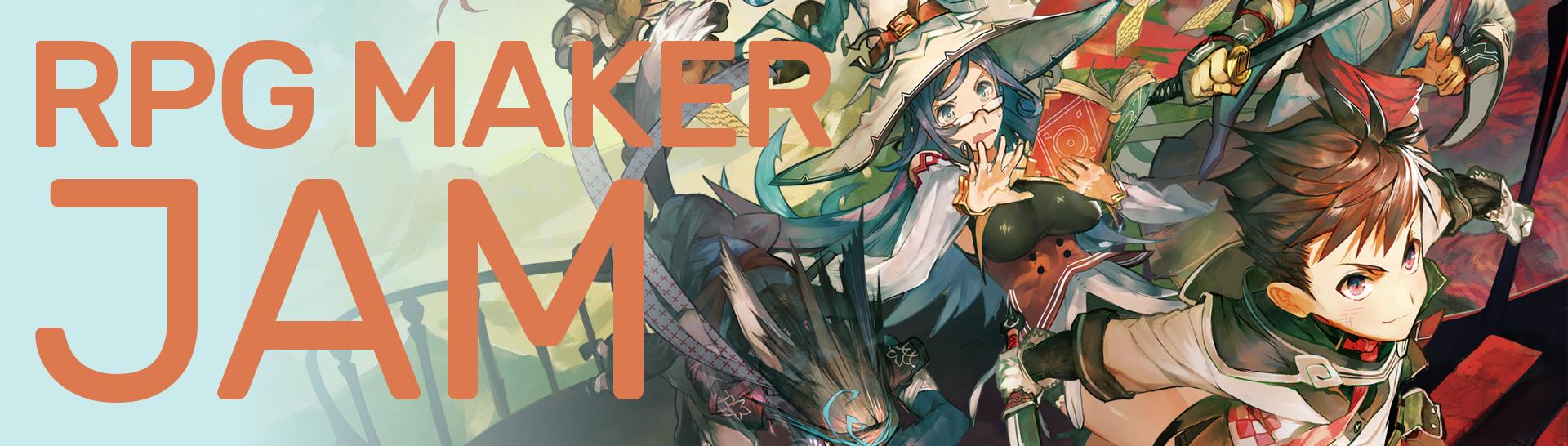 RPG Maker Jam %2FtPAHJ