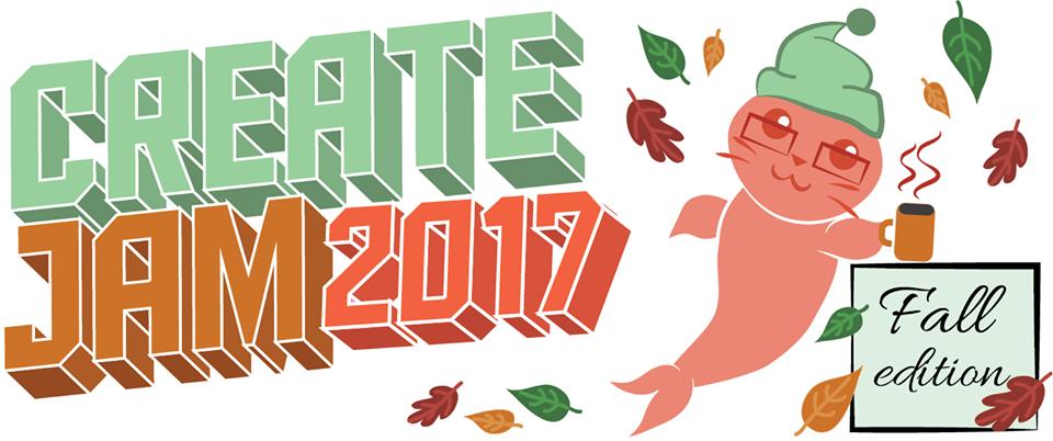 Create Jam Fall Edition 2017 - itch io