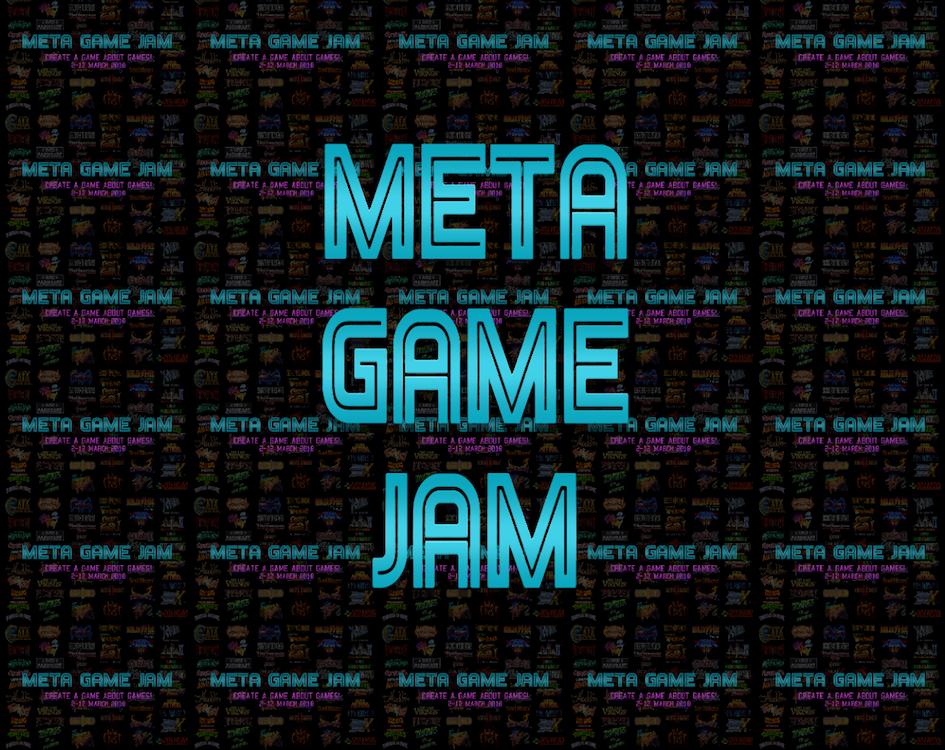 Meta Game Jam - itch io