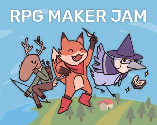 RPG Maker Jam #3 - itch io