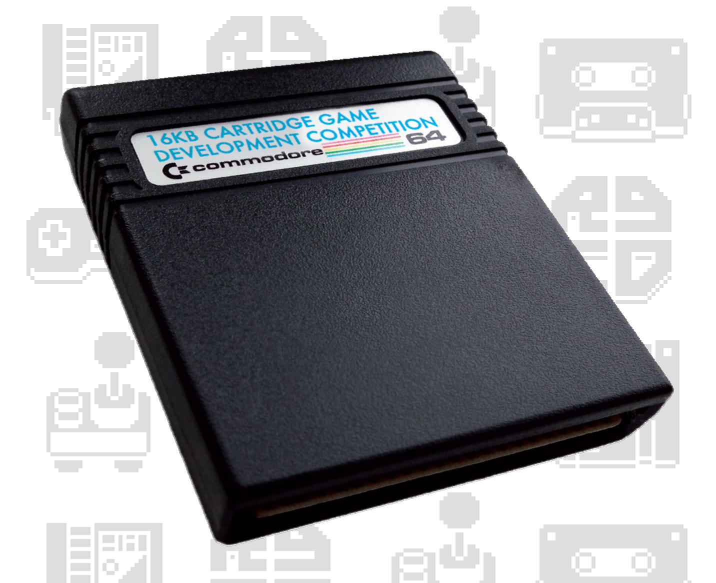 RGCD C64 16KB Cartridge Game Dev Compo - itch io