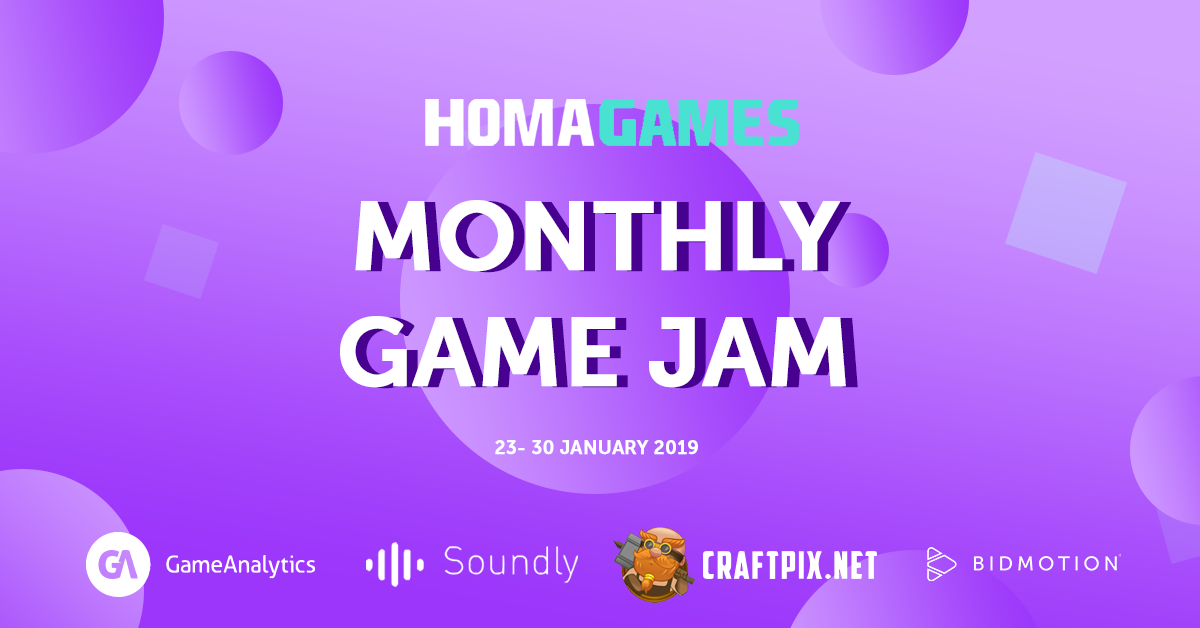 Homa Games Monthly Game Jam - itch io