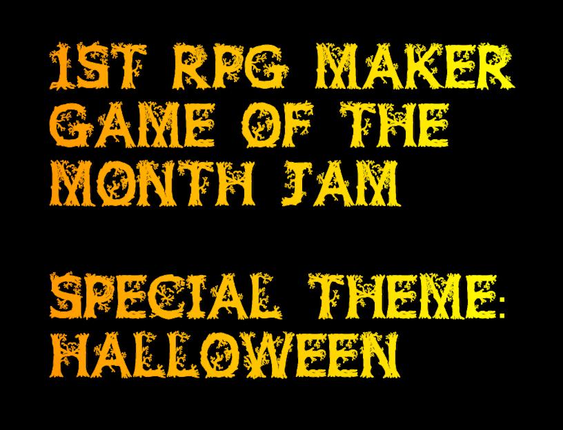 1st RPG Maker GOTM Jam - itch io
