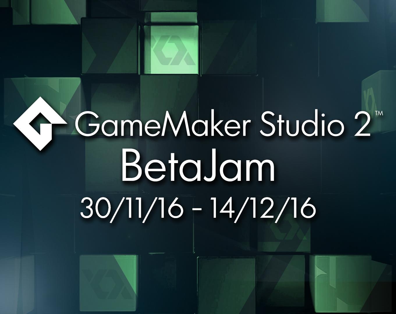 GameMaker Studio 2 - Beta Jam - itch io