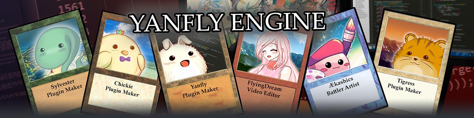 Yanfly Engine Plugins - itch io