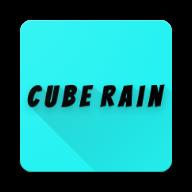 Cube Rain
