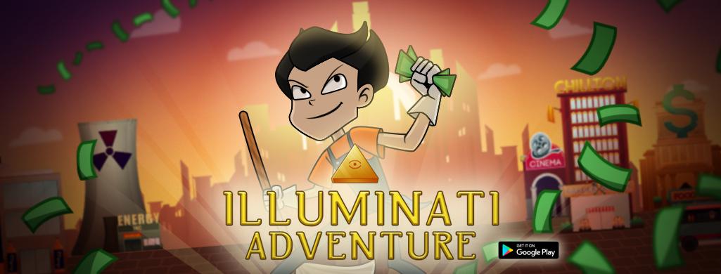 Illuminati Adventure by WeirdJohnnyStudio