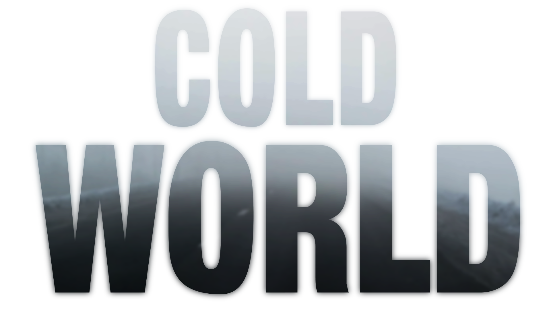 Cold World: Demo