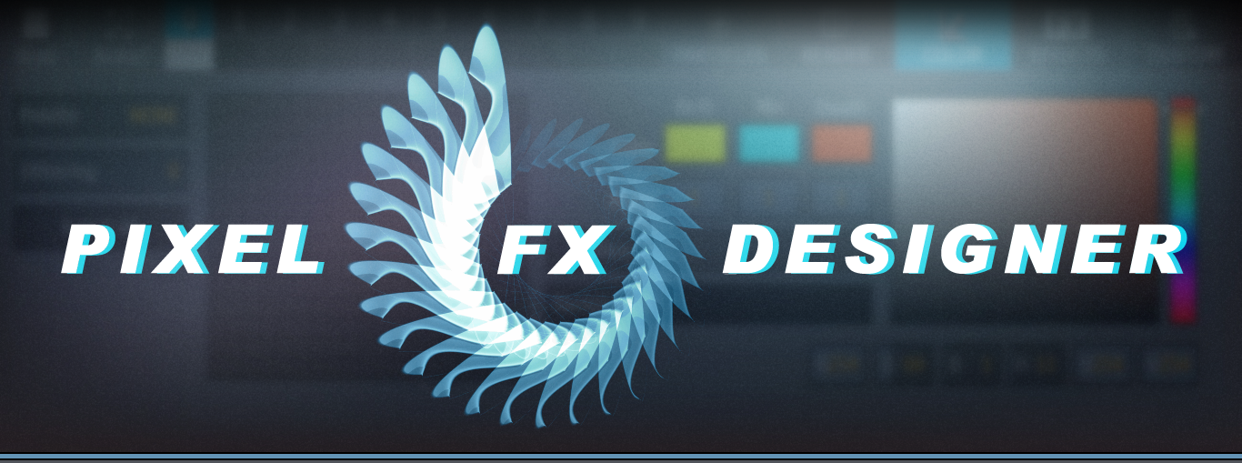 Pixel Fx Designer