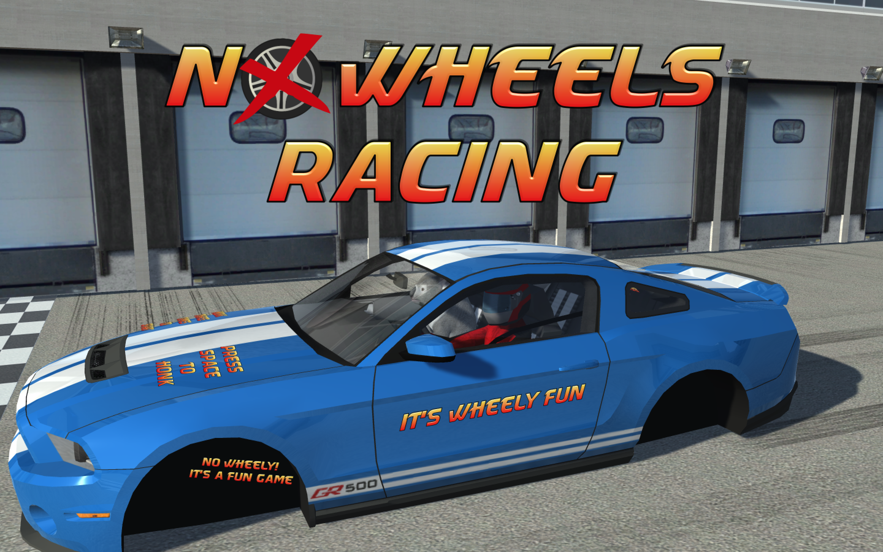 No Wheels Racing