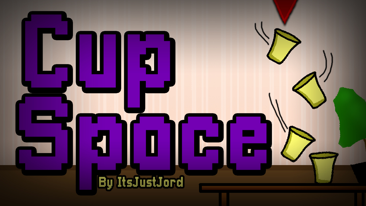 Cup Space! - Ludum Dare 42