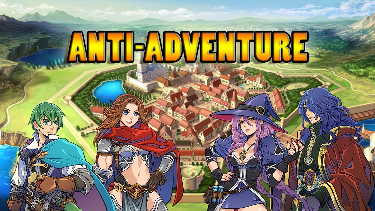 Anti-Adventure