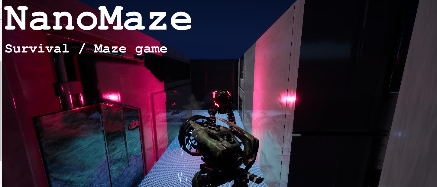 NanoMaze