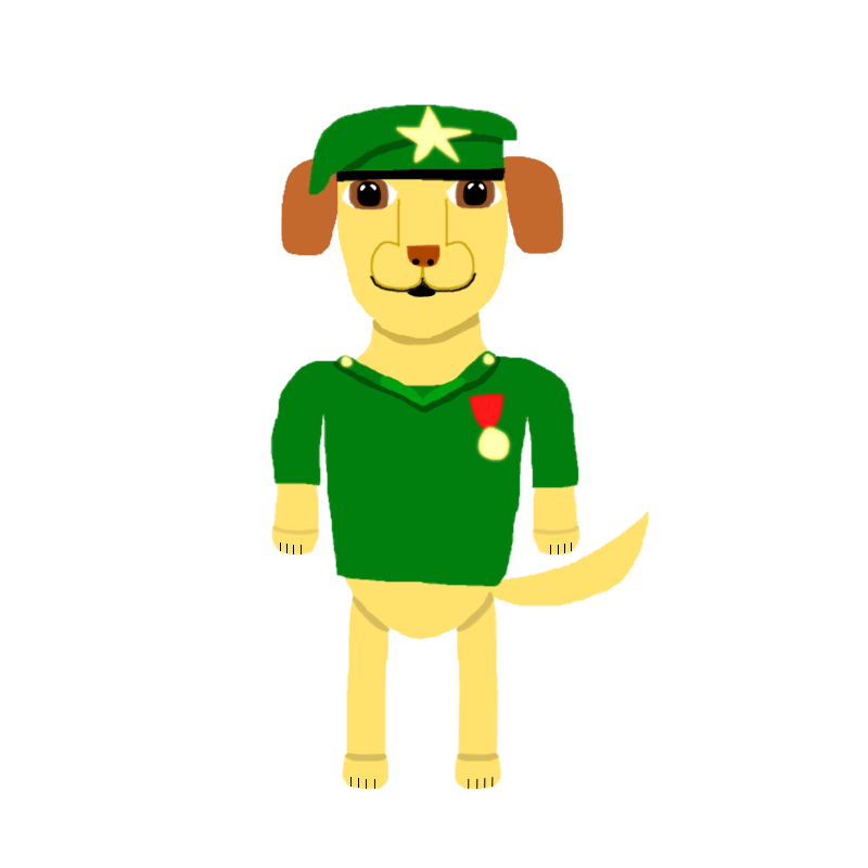 Dogman Sprite