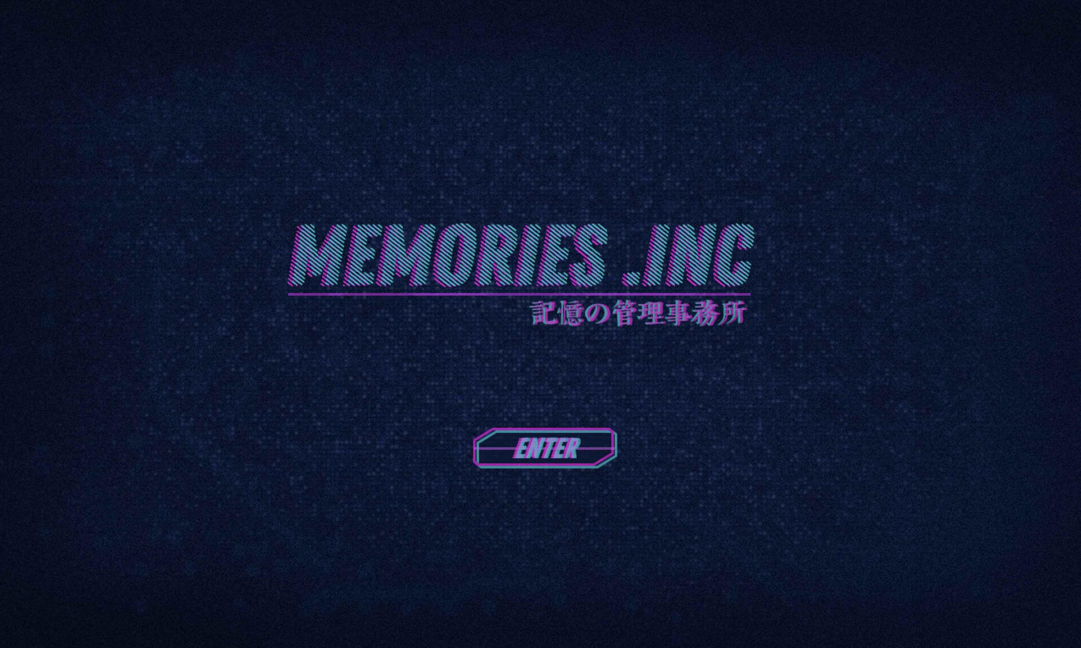 Memories .inc