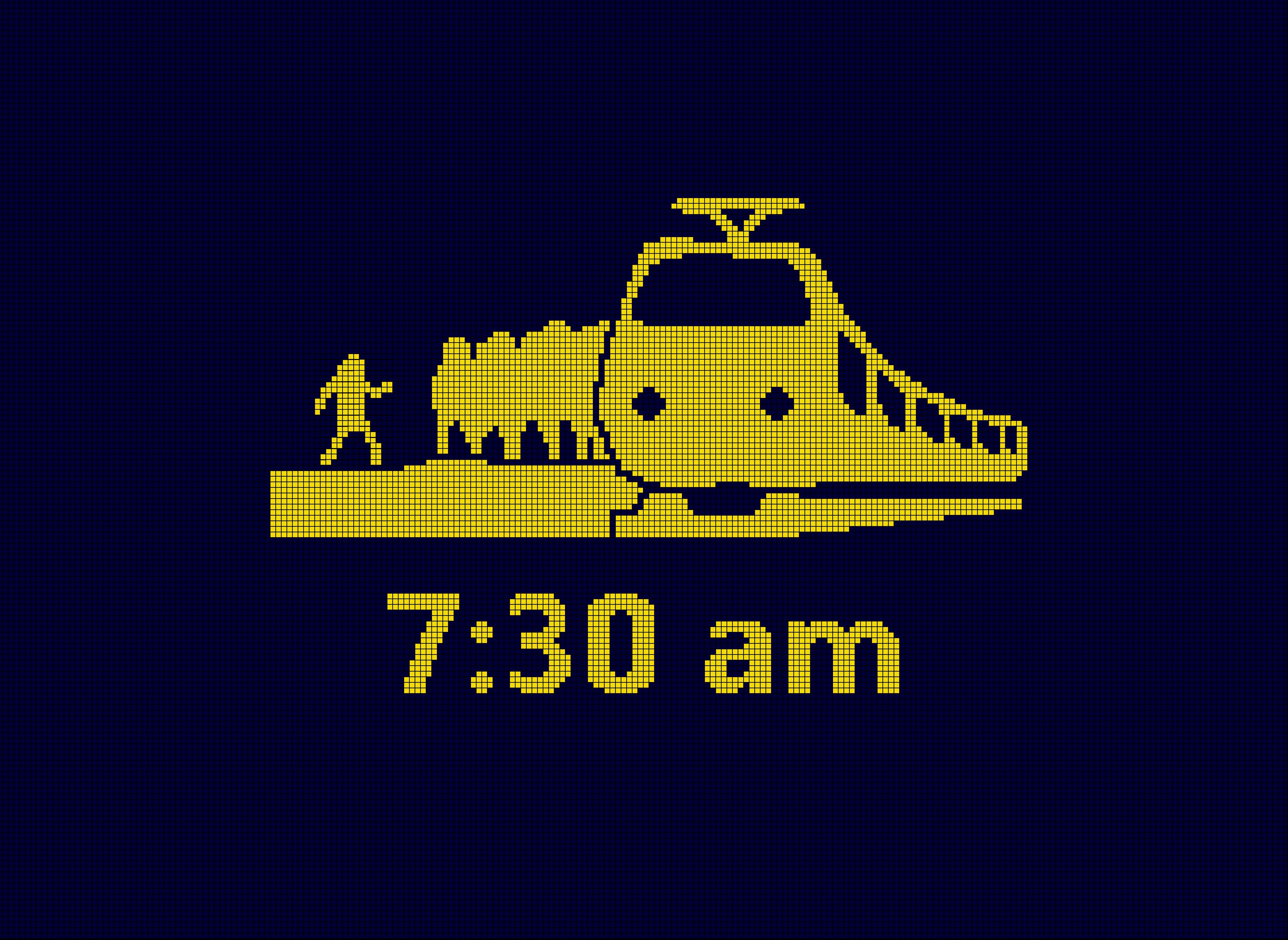 7:30 am