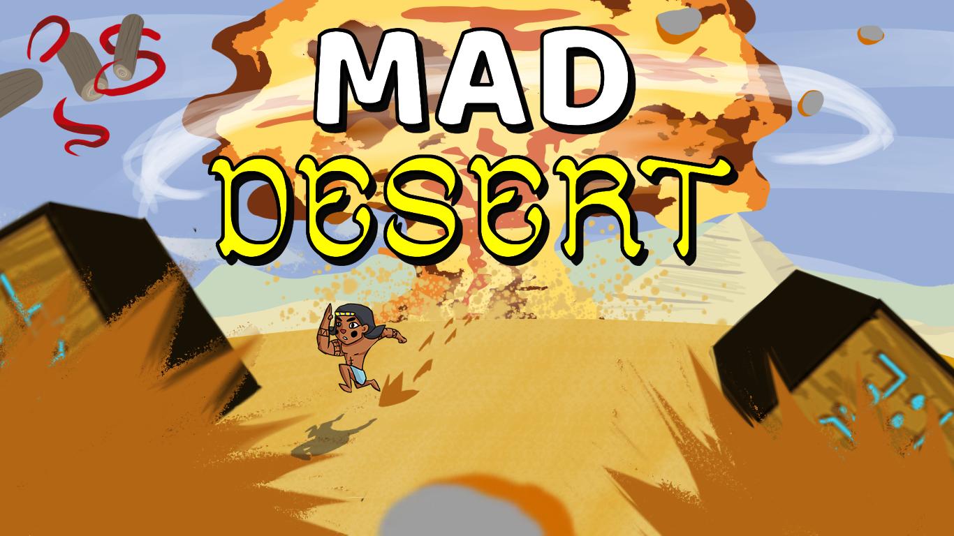 Mad Desert