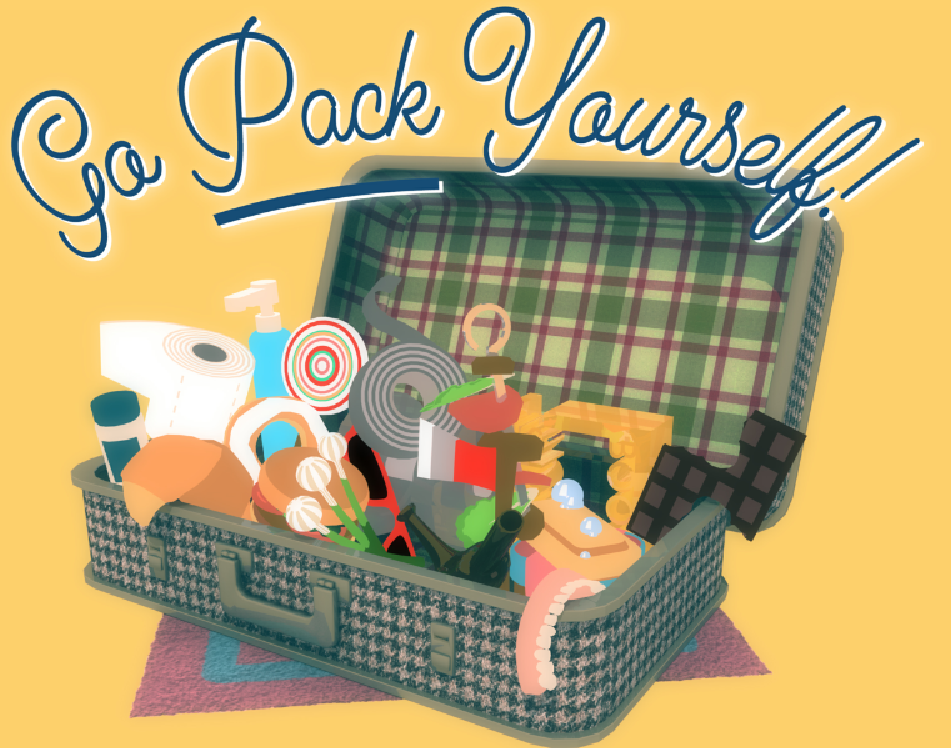 Go Pack Yourself!
