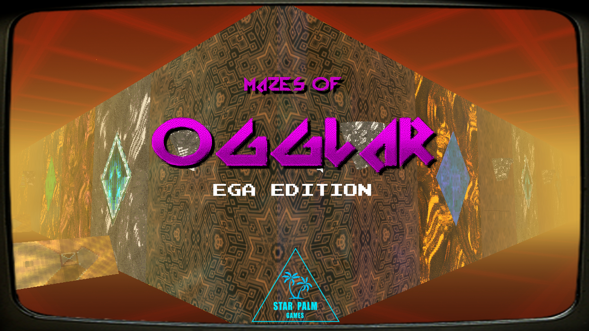 Mazes of Ogglar EGA Edition