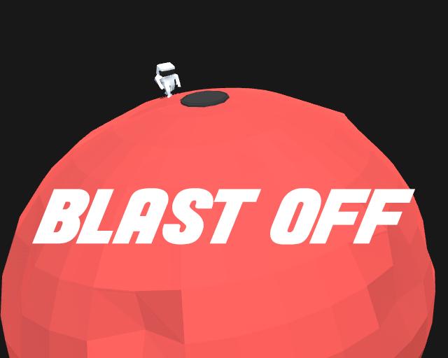 Blast Off - LDJam42