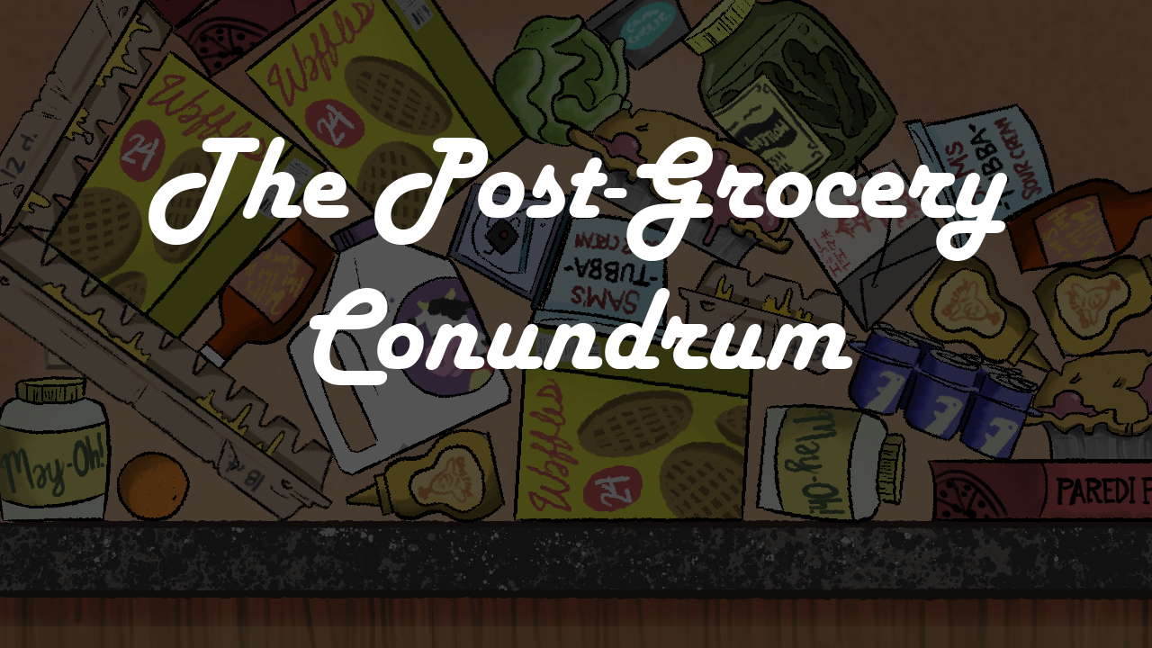 The Post-Grocery Conundrum