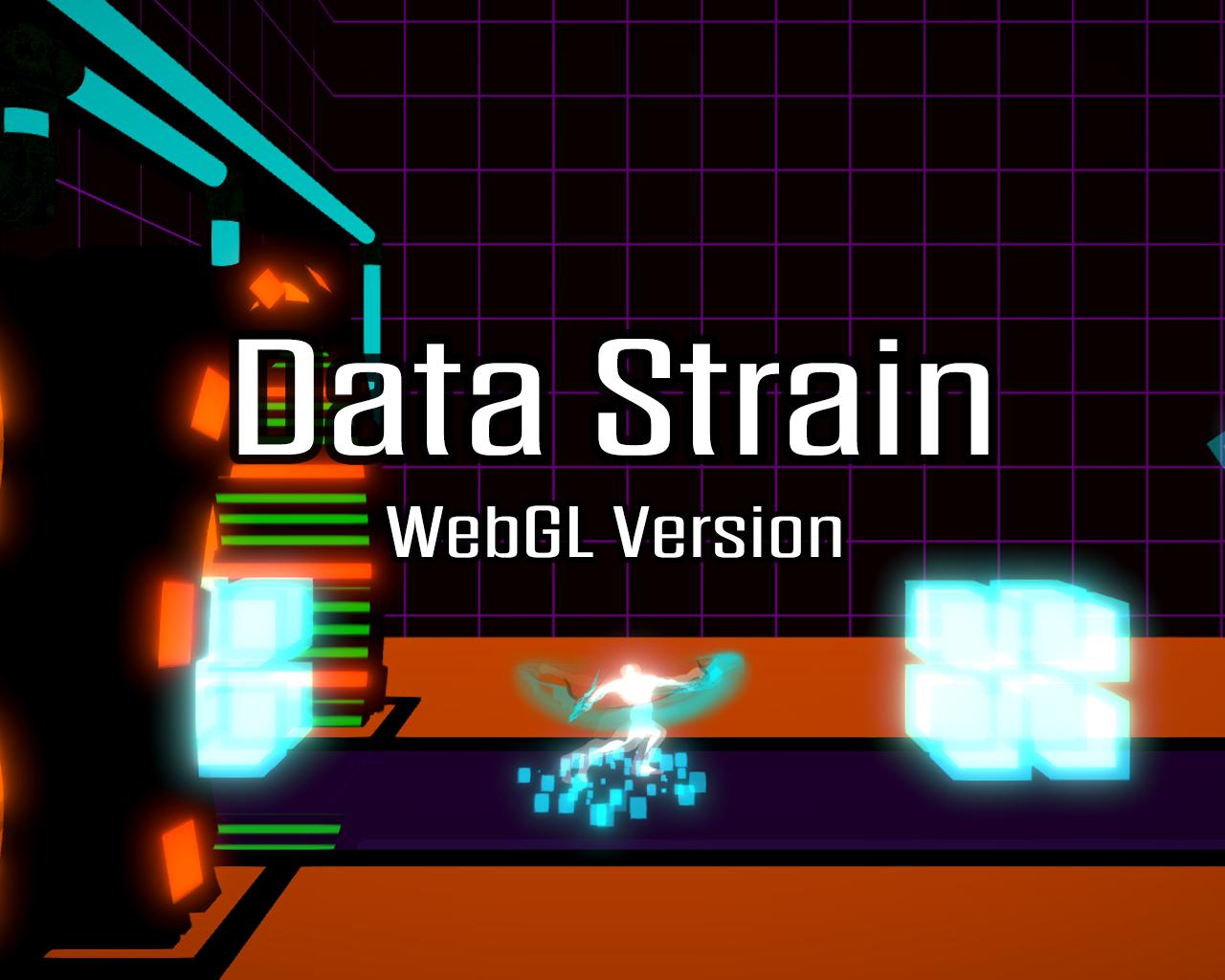 Data Strain WebGL