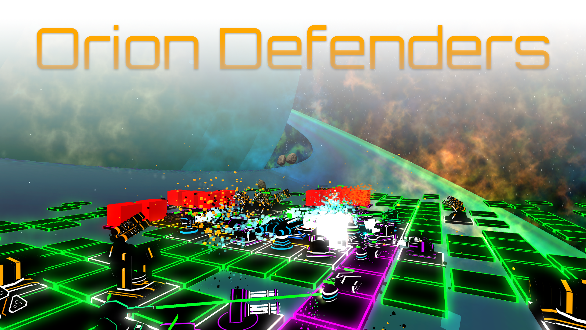 Orion Defenders