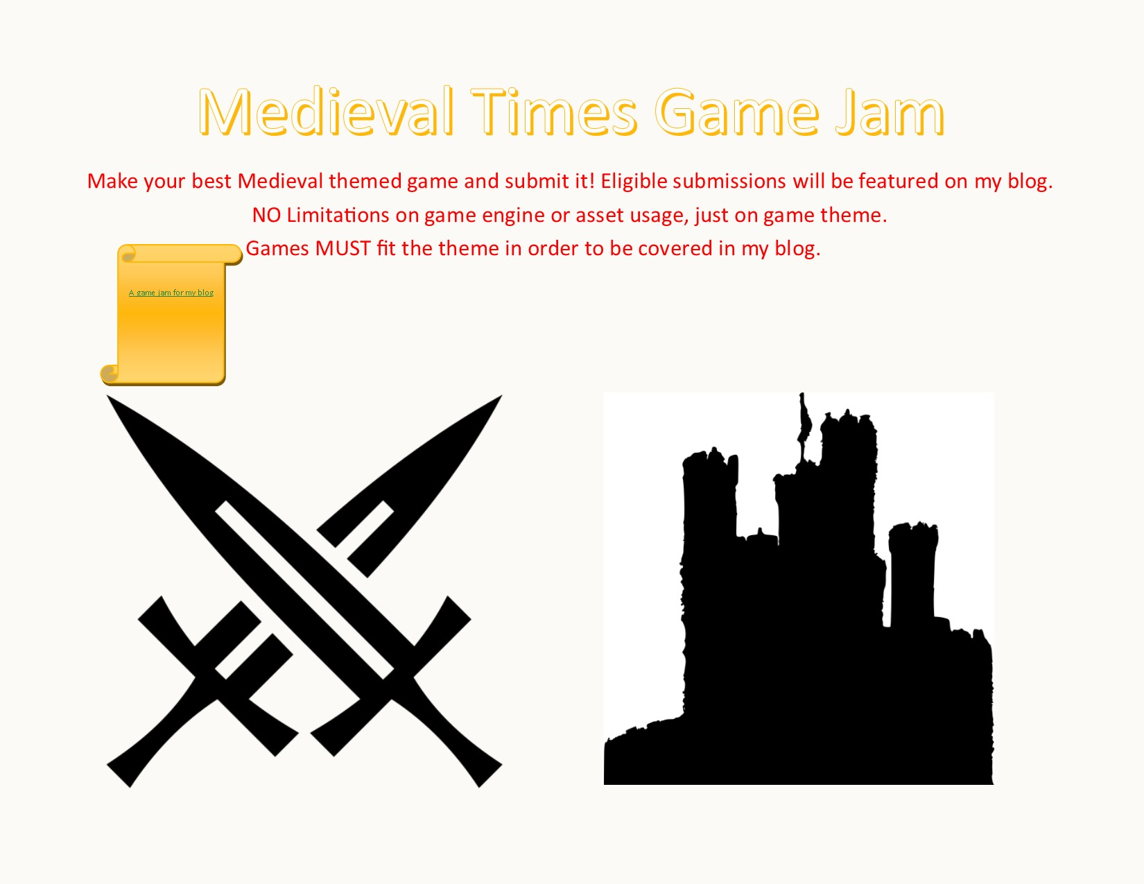 Get Ready For A Great Game Jam!