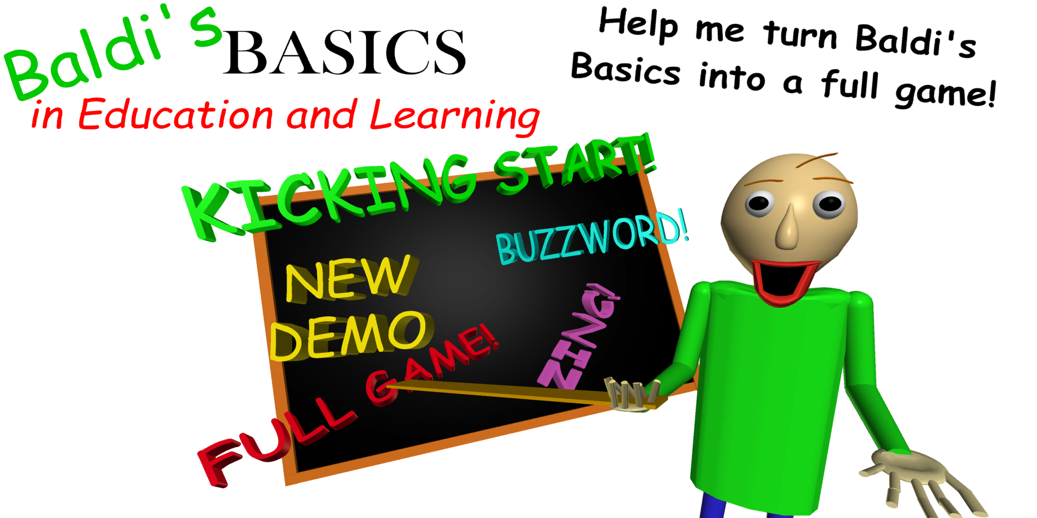 Baldi's Basics Field Trip DemoHACKED by LolLifeInc